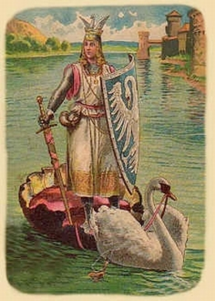 Lohengrin-swan