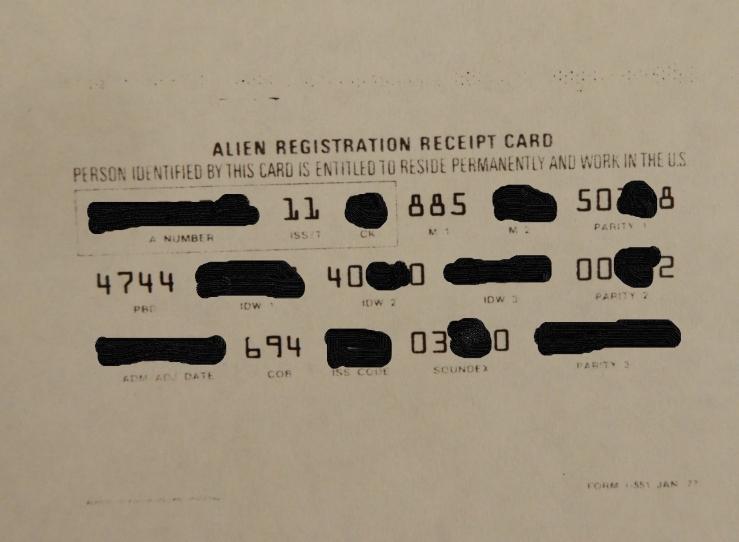 Green Card 2
